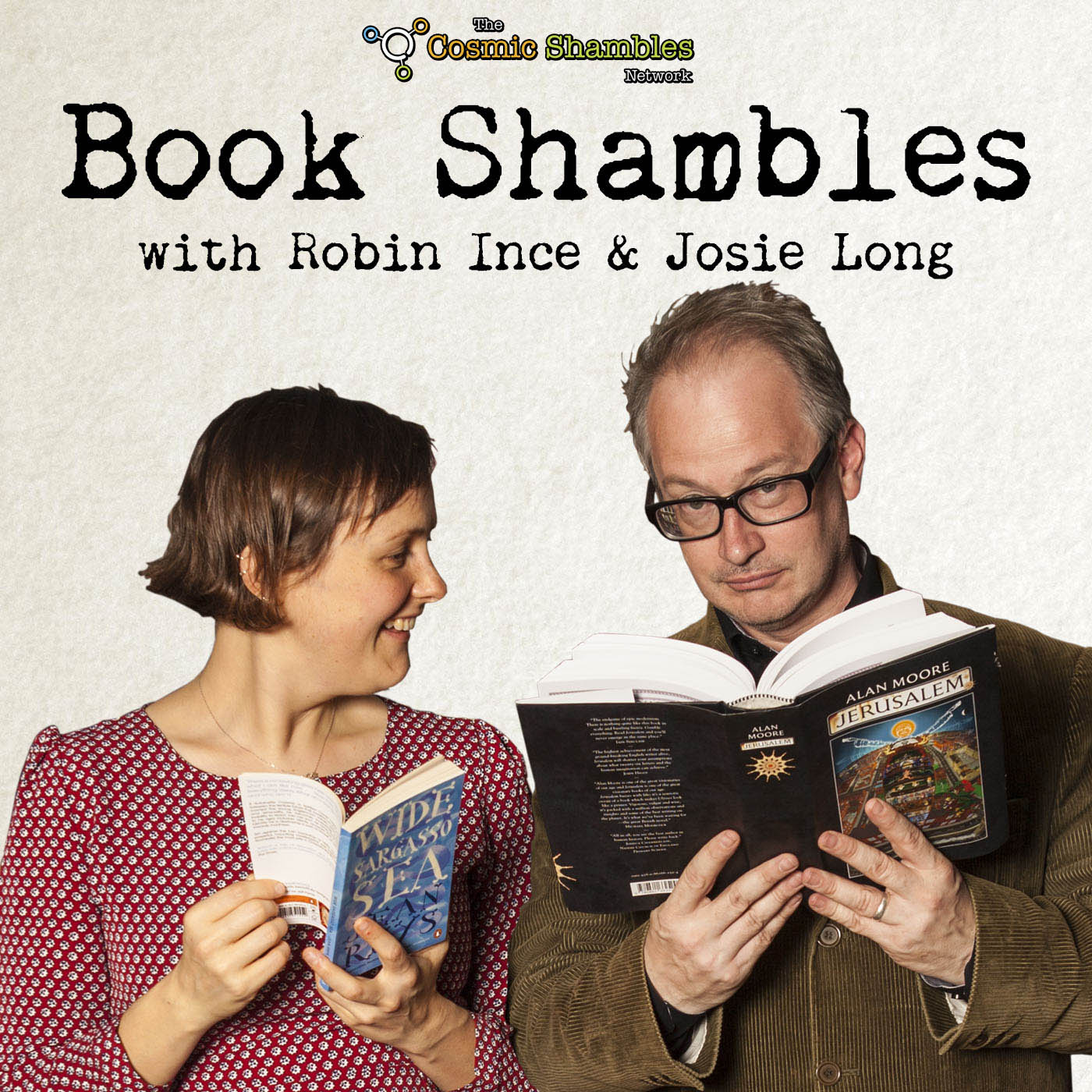 Book Shambles with Robin and Josie