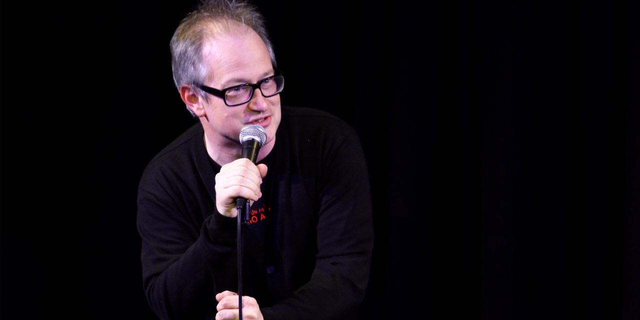 Robin Ince is 48 Today Solo Show