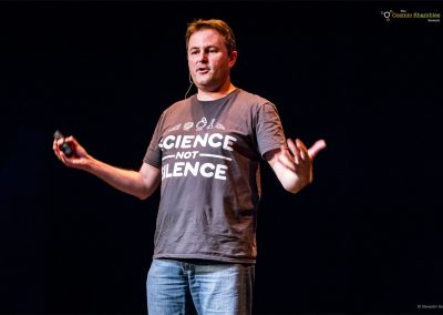 Prof Shaun Hendy