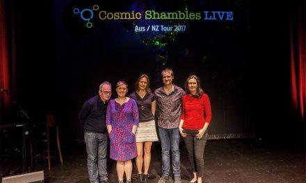 Cosmic Shambles LIVE Tour