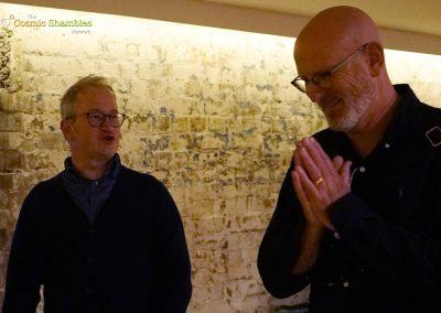 Robin Ince & Peter Berner