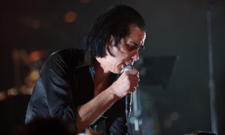 And Who Shall Be Healed… Nick Cave and The Bad Seeds on Ice