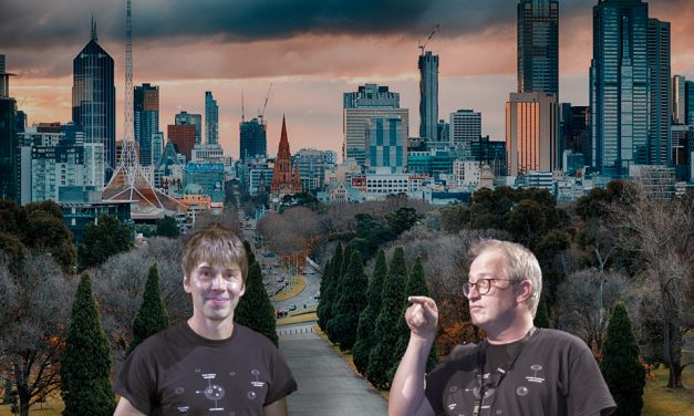 Melbourne – Robin and Brian's Loungecast