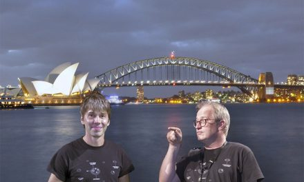 Sydney – Robin and Brian's Loungecast