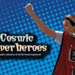Cosmic Superheroes