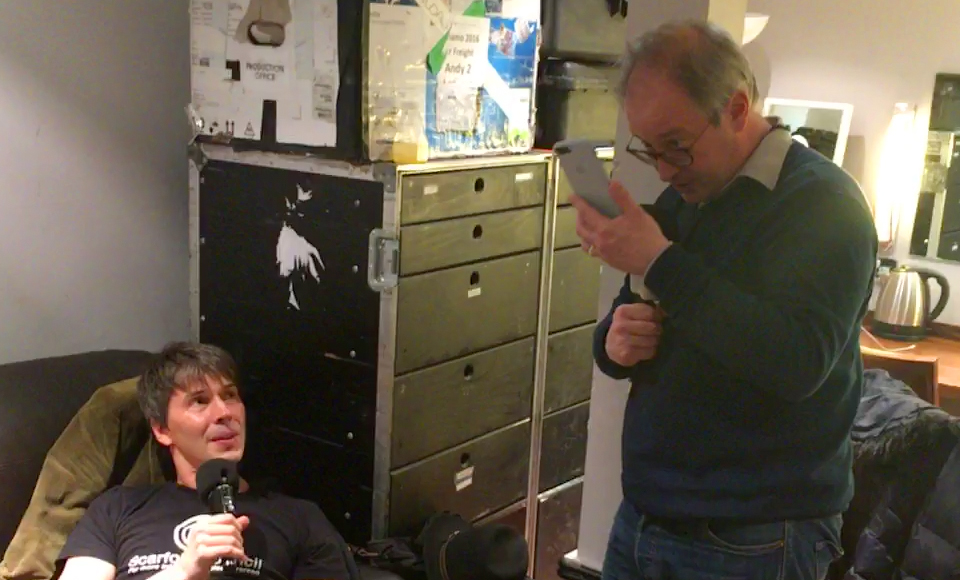 Backstage at the Apollo Part II – Book Shambles