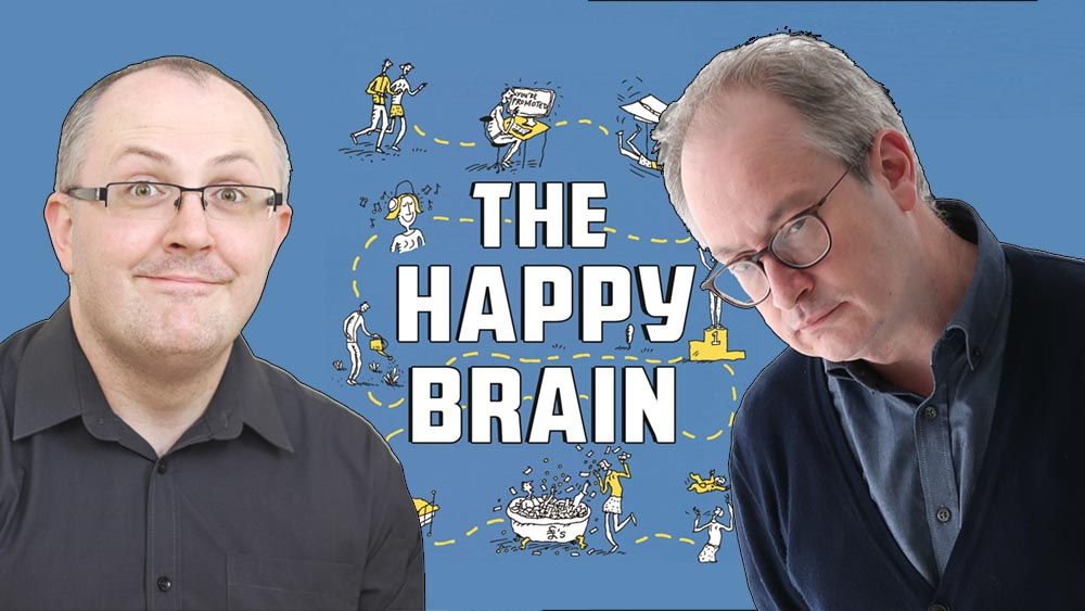 The Happy Brain – Live Event