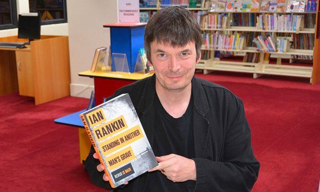 Ian Rankin – Book Shambles Author Extra