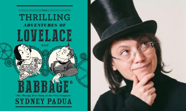 Sydney Padua – Book Shambles Author Extra