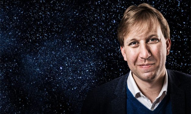 A Tour of the Universe with Prof Chris Lintott