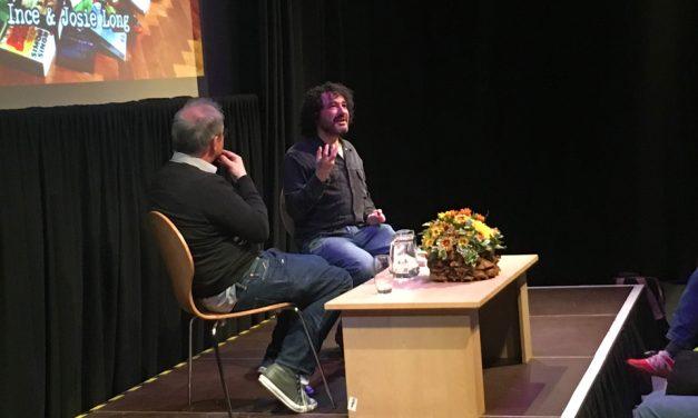 Jeremy Dyson – Book Shambles Live