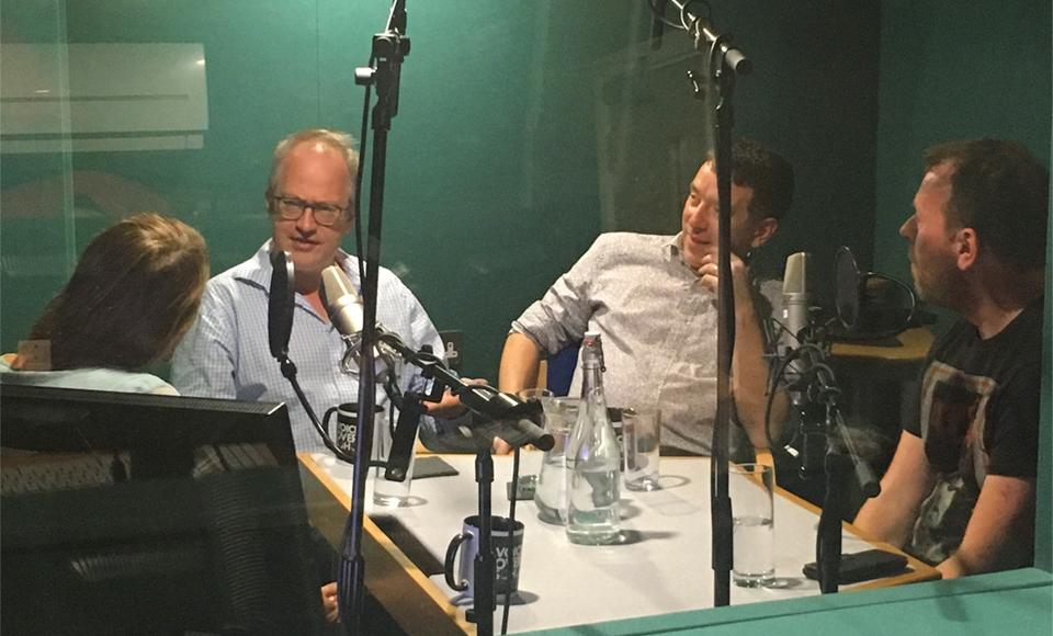 Dark Matter, U2 and NASA Wee – Science Shambles Podcast