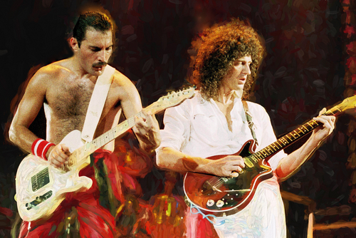 There Isn't a Single Person Who Doesn't Like Queen - Michael Legge