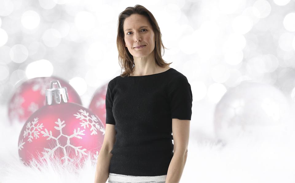 Helen Czerski's Shambles Advent