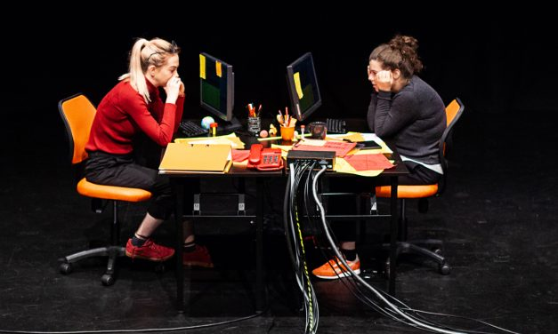Signals – A new comedy play