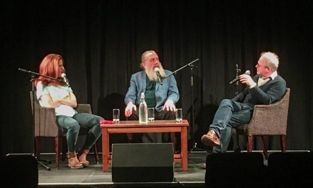 Alan Moore Live at the RAH – Book Shambles