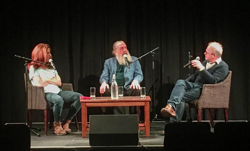 Alan Moore Live at the RAH – Book Shambles