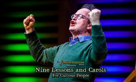 Nine Lessons and Carols for Curious People 2019