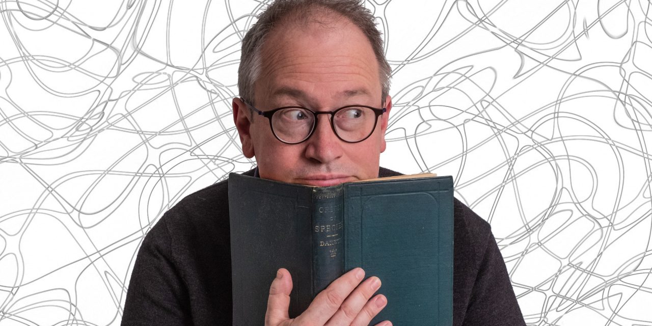 Chaos of Delight – Robin Ince Tour