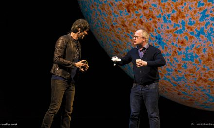 The Last Time the Professor and I went to Australia – Robin Ince