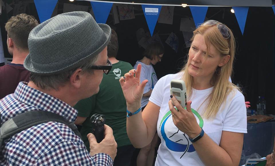 Blue Dot Festival – Science Shambles Part 2