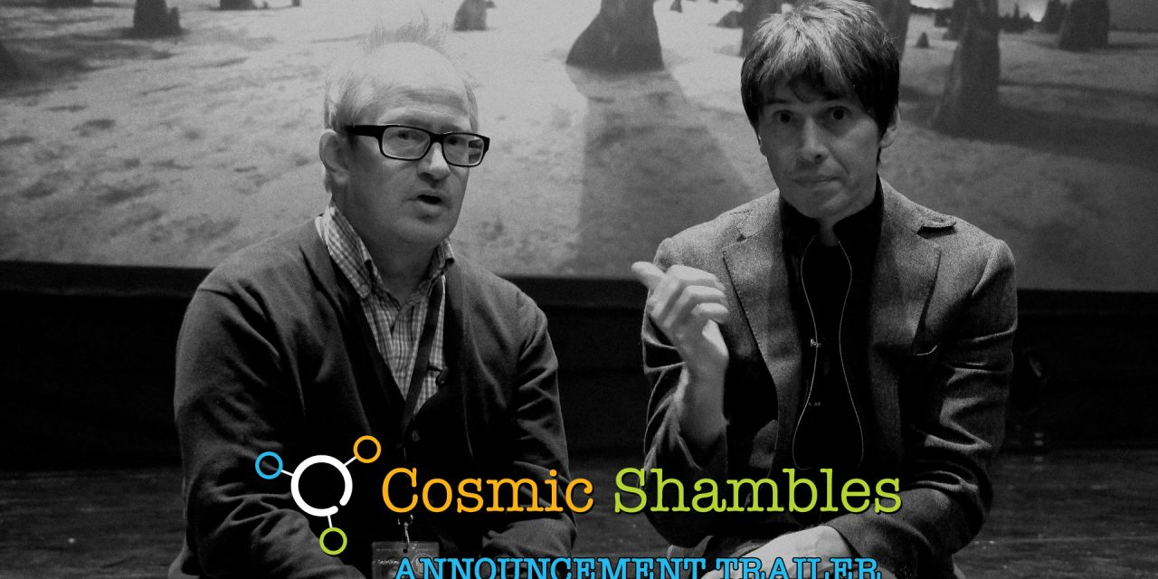 Cosmic Shambles Announcement Trailer