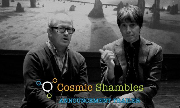 Cosmic Shambles Announcement Trailer