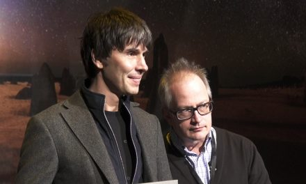Professor Brian Cox Live on Tour