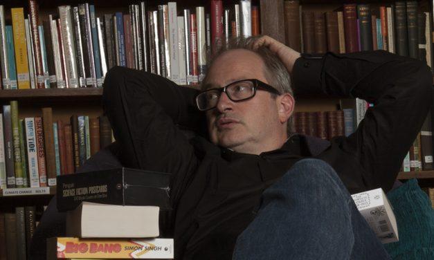 Book Shambles Live at the Ilkley Literature Festival