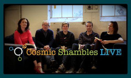 Cosmic Shambles LIVE Trailer #2