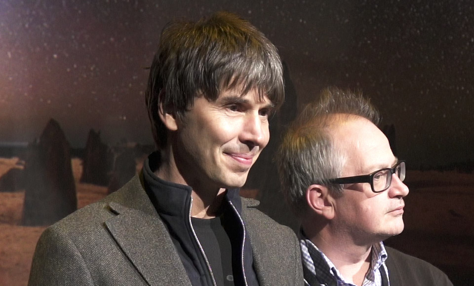 Professor Brian Cox Q&A – Episode 3: What is the Nature of Dark Energy?