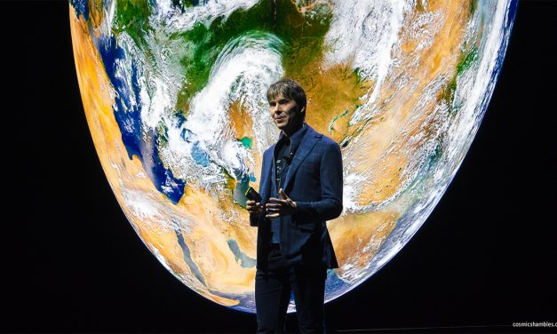 Professor Brian Cox Live International Tour