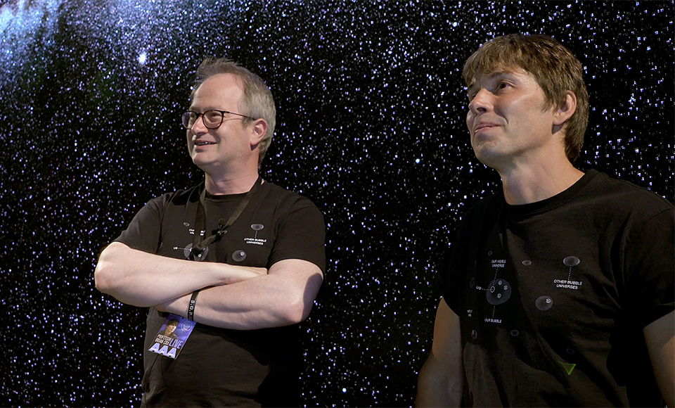Professor Brian Cox Live Tour Wrap Up