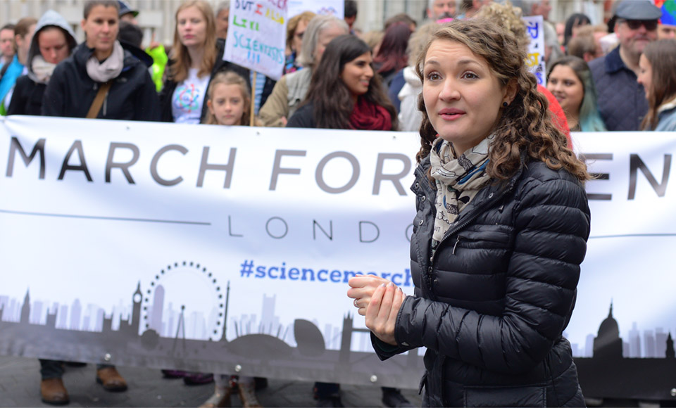 March for Science London 2017 – A Short Retrospective