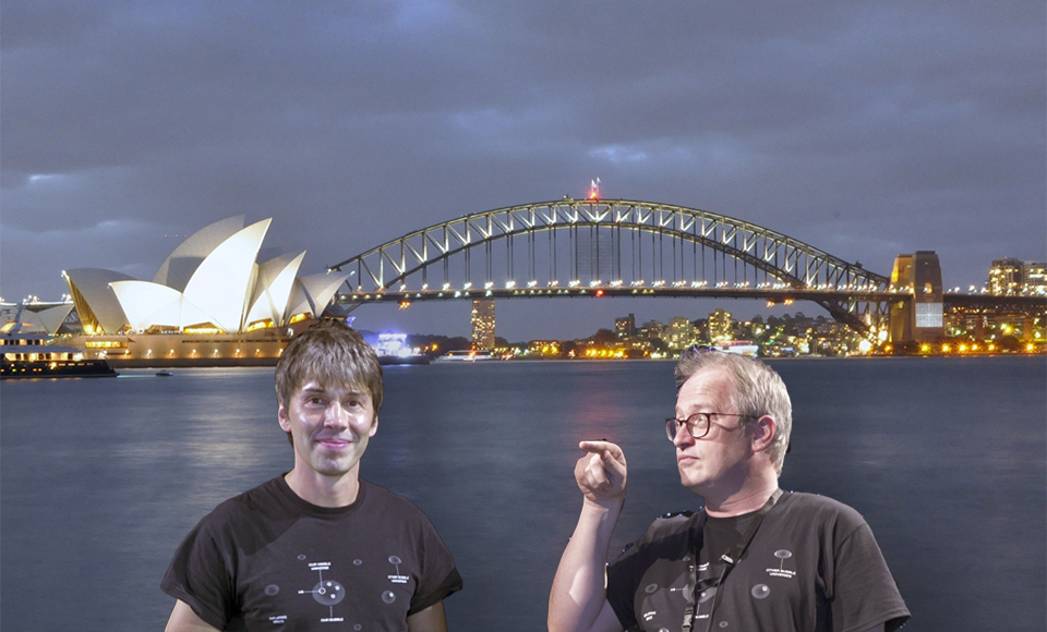 Sydney – Robin and Brian's Loungecast
