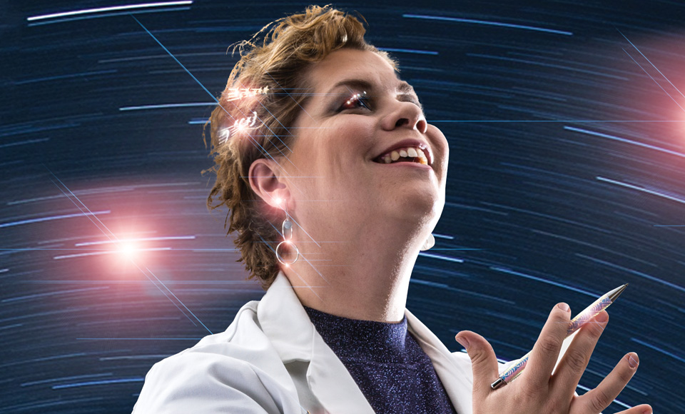 Katy Brand – Cosmic Superheroes
