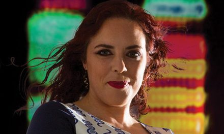 Kat Arney – Cosmic Superheroes