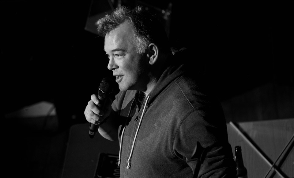 Stewart Lee Returns (Part 1) – Book Shambles