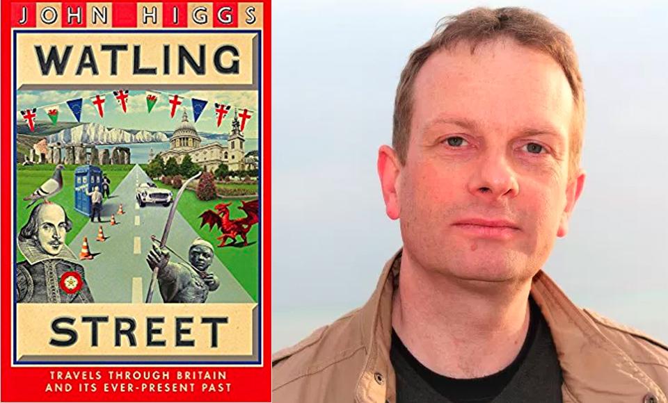John Higgs – Book Shambles Author Extra