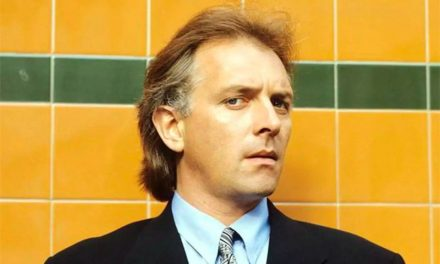 "And she said ""Well, I don't think you're a fishmonger. I think you've done a plop in the wrong lavatory."" – Happy Birthday, Rik."