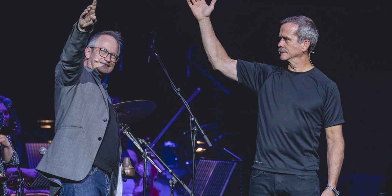 Robin Ince + Chris Hadfield's Space Shambles