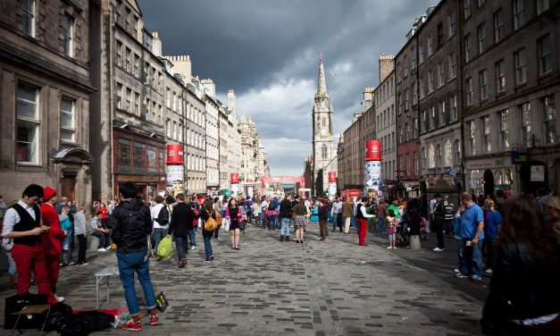 An Edinburgh Fringe Tale – Part 1