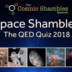 Space Shambles: The QED Quiz 2018
