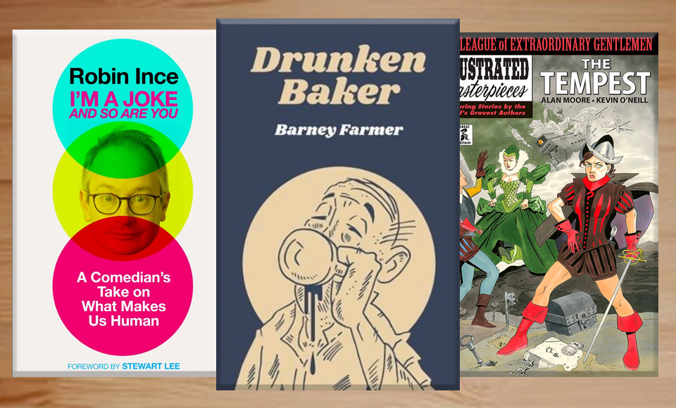 Barney Farmer and Alan Moore – Part 1 – Book Shambles