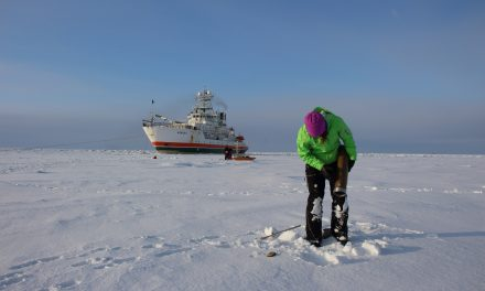 How Do We Still Not Know How Much it Snows in the Arctic? – Sammie Buzzard