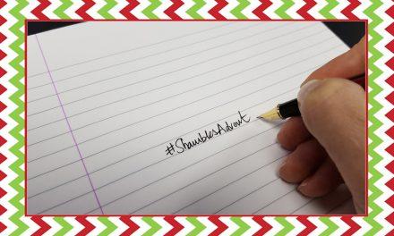 Day 12 – Shambles Advent