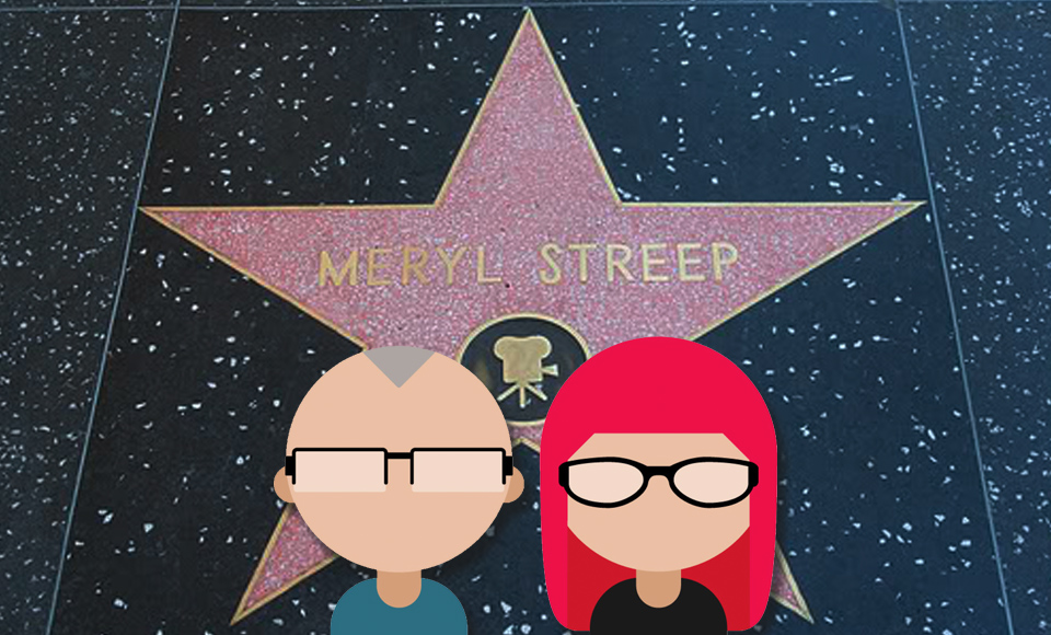 Shower Gel and Meryl Streep – Brain Yapping