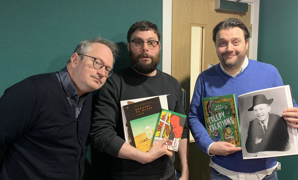 Comics Special – Book Shambles