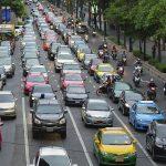 Why I Quite Like Traffic Jams – Ginny Smith