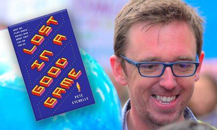 Pete Etchells – Book Shambles
